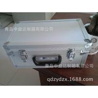 直销2015新款青岛仪器箱 铝箱 铝合金检测箱 大型工具箱