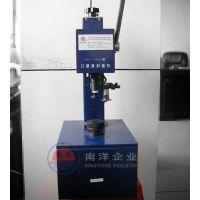 广州南洋半自动口服液瓶封口机 电动旋盖机碳钢或不锈钢质量保证