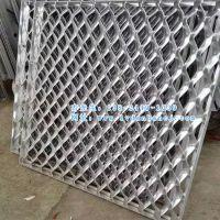 拉伸铝板网天花_铝单板网装饰材料_欧百得