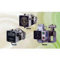 日本HIOS好握速旋转式容积流量计型号 RSA0,RSZ8,RSI0,RSCN