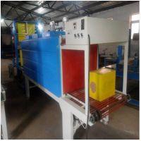 沃兴机械厂家 大型PE膜热收缩包装机 自动套膜封口机规格齐全