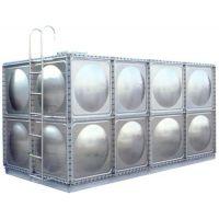 拉伸钢板水箱|钢板水箱|中威水箱
