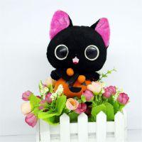 可爱儿童毛绒玩具猫咪公仔厂家直销