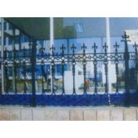 铁艺围墙|世通铁艺|铁艺围墙 规格