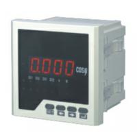 供应上海尚自SHD102A智能单相电压表 多功能电力仪表