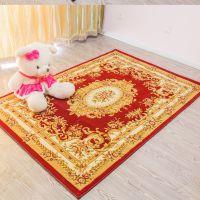 添福顺地毯 厂家批发130*190cm高档机织欧式立体剪花客体卧室地毯