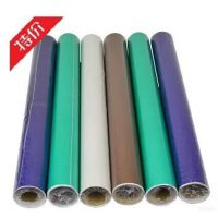透明彩色玻璃贴膜 建筑装饰膜 家用防晒膜 透光不透明磨砂玻璃纸