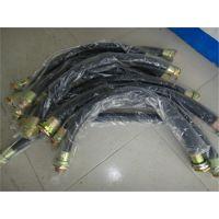 橡胶防爆连接管厂家 非标M20*1.5防爆扰性连接管