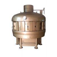 神通半圆形电烤鱼炉 7个烤格 太空舱烤炉 烤鱼炉厂家 烤鱼炉设备 烤炉批发