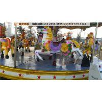 短期收益丰富的游乐设备-转马,儿童转马 ,游乐热点 -转马游乐