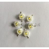 国产 1-5W led灯珠 用于手电筒等聚光方面 光斑均匀耐大电流