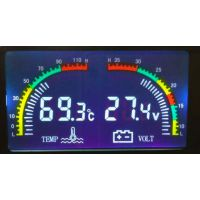 SAJ/三晶 工厂定做优质LCD液晶屏 定制断码显示屏 汽车仪表液晶显示器