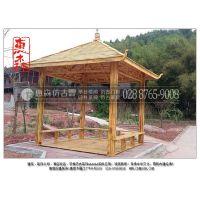 四川哪里有亭子 哪里有亭子卖 成都实木凉亭定制厂。