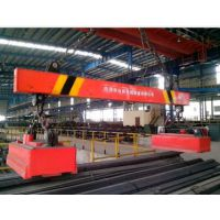 吊运捆扎棒材电磁铁 山东鲁磁工业科技有限公司