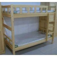 成都公寓床实木青年旅社床定制