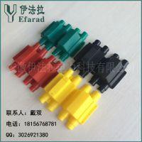 异型并沟线夹护套、JBL-50-240、伊法拉硅橡胶绝缘护罩厂家