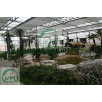 深圳绿浦生态观光温室 展示温室 会议厅 阳光餐厅
