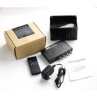 朗强新款SDI切换器三进一出切换器SDI视频格式切换器SDI switcher