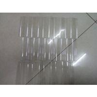 供应山东泰安2mmPC高质量透明阳光板采光瓦