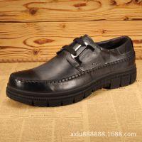 厂家直销男士日常休闲男鞋 百搭男士休闲鞋 商务休闲皮鞋现货批发