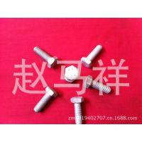 高强度热镀锌外六角螺栓 热浸锌外六角螺栓  达克罗外六角螺栓