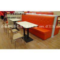 天津餐厅家具质量保障西餐厅桌椅定制放心省心