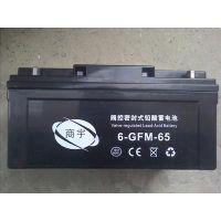 商宇阀控密封式铅酸蓄电池6-GFM-100
