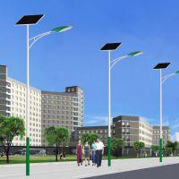 陕西华强太阳能路灯直销LED路灯厂家配置