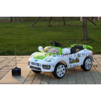 儿童卡通小型四轮遥控电动车 电瓶车 童车