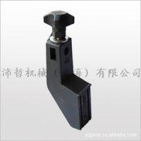 小型支架 护栏支架 侧边转头支架 输送线配件 气雾剂灌装机配件