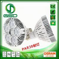 深圳格士得厂家直销2015新款GS-PAR38-45W-OS 55wPAR38射灯