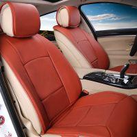 纳图真皮专车专用汽车坐垫宝马X1X3X5X6奥迪Q3Q5A4A6专车定制坐垫