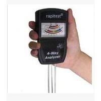 四合一土壤检测仪/土肥仪/土壤酸碱度测定仪/植物光照强度仪