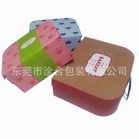 东莞厂家供应 纸手提箱 儿童烘焙箱 童鞋盒 出口品质