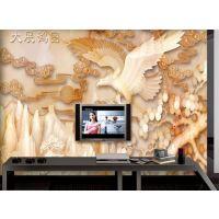 瓷砖背景墙爱普生七色打印机 3D电视背景墙万能打印机厂家
