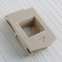 顶邦 DK725-4电柜箱塑料小扣手 活动小拉手 LS725 MS725-3B扣手