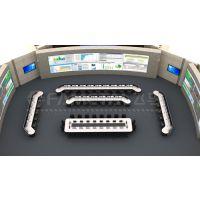 楼宇对讲调度台 飞马个性化定制 监控台厂家设计