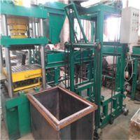 新型设备 建矿全自动水泥垫块机 100-300吨重型静压垫块机