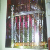 亚克力水晶立柱 楼梯立柱 楼梯亚克力立柱 水晶楼梯扶手 家用楼梯