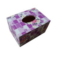 高档皮革纸巾盒 花朵餐巾纸盒 家用纸抽盒酒店抽纸盒 厂家批发