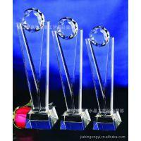 厂家批发零售 水晶奖杯 水晶奖牌 奖杯奖牌 定做奖杯 个性刻字