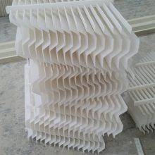 除雾器/收水器脱硫喷淋塔用华强 脱硫除雾器平板除雾器屋脊式除雾器折流板除雾器13785867526