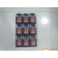 日本 牧田 电动工具  高速钢 套装钻头 D-29941  19件 1-10mm