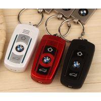 新款 宝马X5 1:1钥匙扣迷你小手机  汽车跑车袖珍创意个性双卡