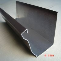 屋檐排水槽的作用丨屋檐雨水接水槽生产厂家 山东蒂美供应