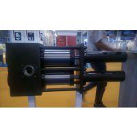 厂家直销精进科技双柱双工位熔体过滤换网器,双柱式换网器