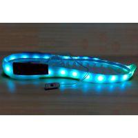 LED七彩充电鞋灯