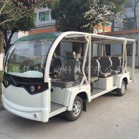 陕西14座四轮电动车,景区观光车,房产看房车,园区旅游电瓶车