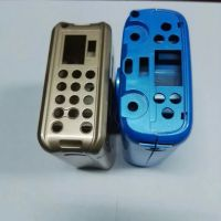 供应精密注塑模具 医疗 HFS-001 掌式血氧仪塑胶模具