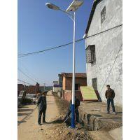 广西梧州浩峰6米30W路灯价格 梧州太阳能路灯厂家